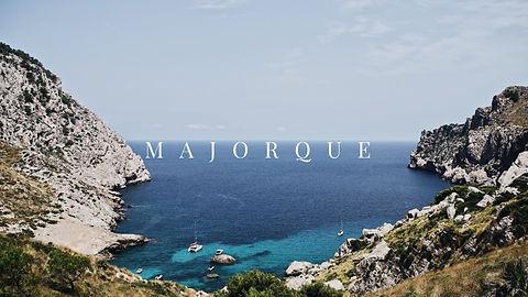 Carnet de voyage Majorque