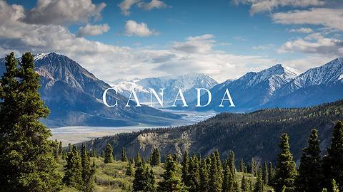 Carnet de voyage Canada
