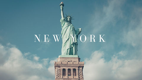 Carnet de voyage New York