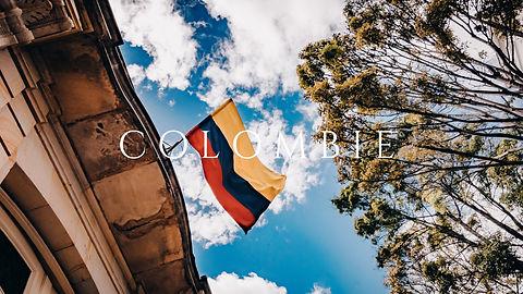 Carnet de voyage Colombie