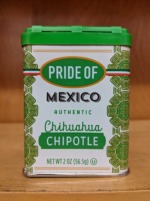 Chihuahua Chipotle Seasoning 2oz. Tin