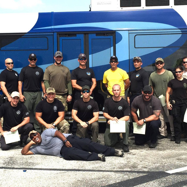 3-day Hostage Rescue