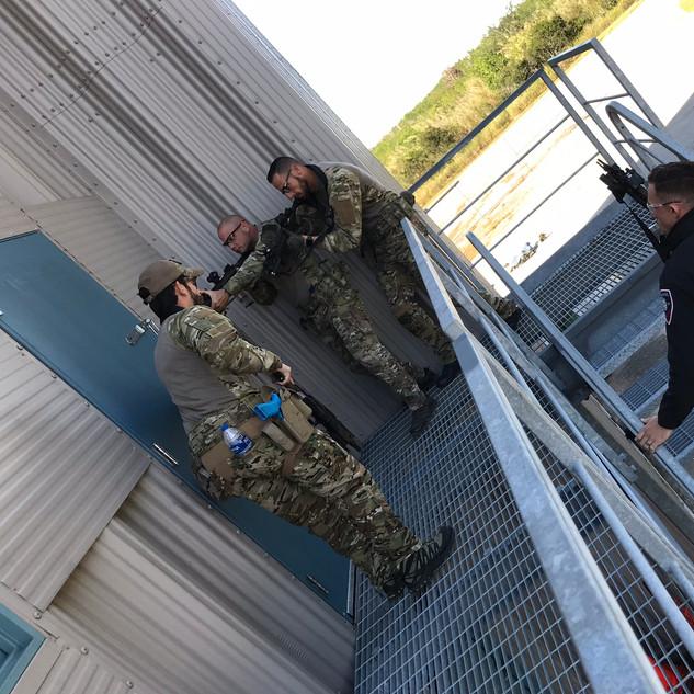 Advanced Hostage Rescue 2018
