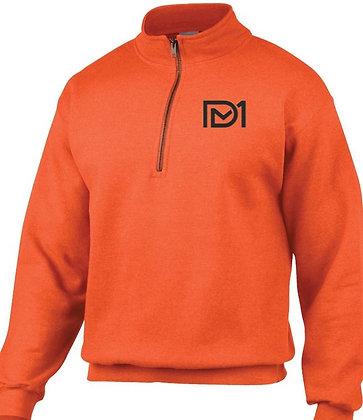 Cadet Collar Sweatshirt - 8 Colours