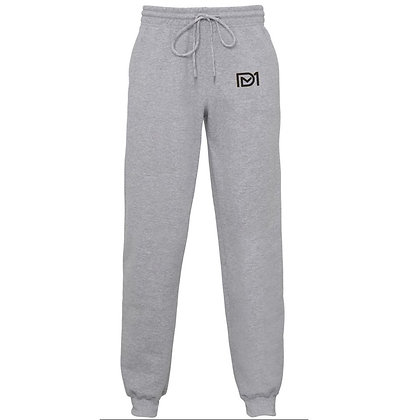 Comfortable Sweatpants With Cuff - 4 Colours