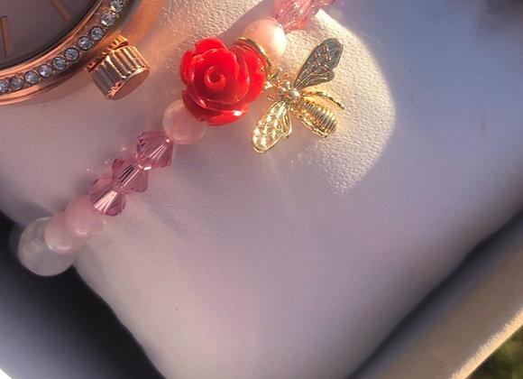 Swarovski 1 Love Bracelet