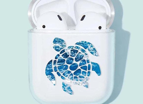 Belle Sea Turtle AirPod Case