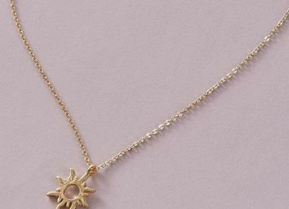 Sun Glow Necklace