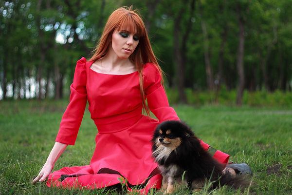 Саматова Дарина и Викинг