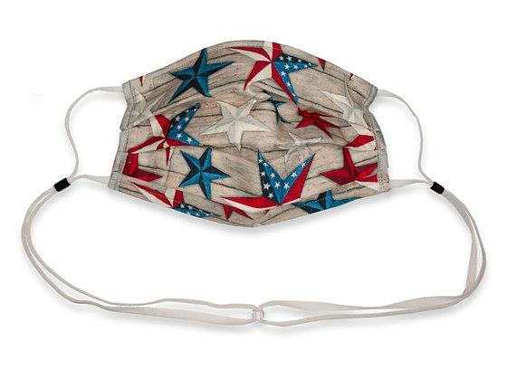 Lanyard Mask Patriotic