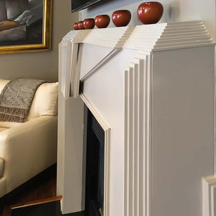 Art Deco Fireplace