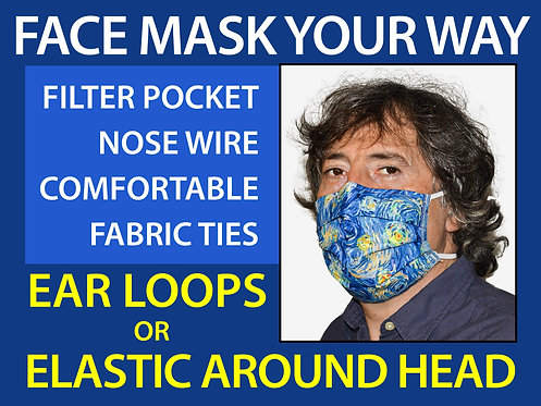 Face Mask Your Way