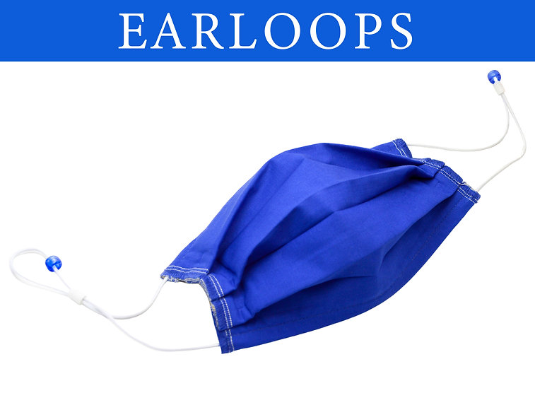 Earloops face mask