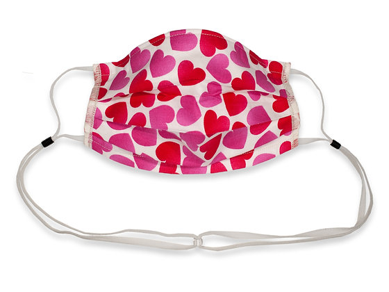 Lanyard Mask Valentine