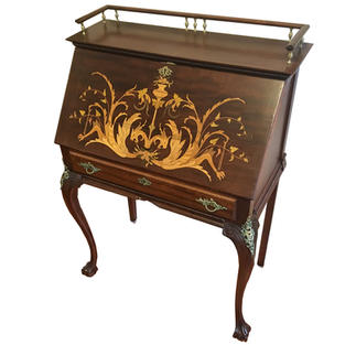 Restoration of Lady's Writing Desk 1848