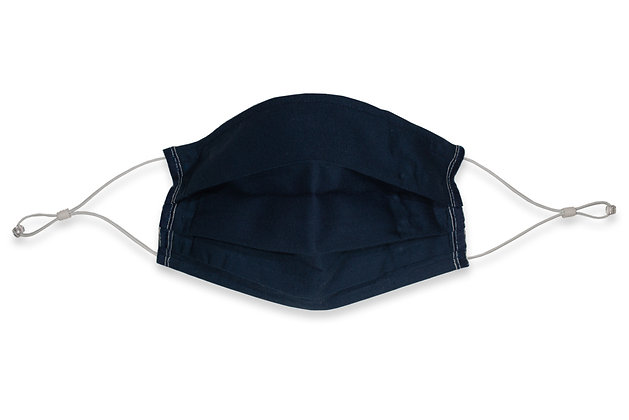 Earloops Face Mask - Navy