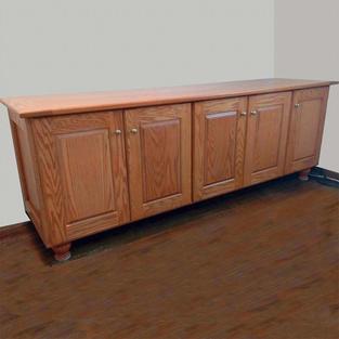 Credenza File Cabinet