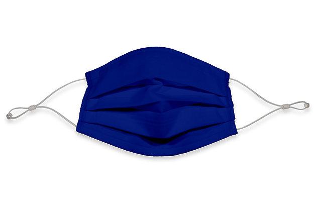 Earloops Face Mask - Royal Blue