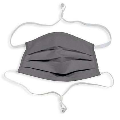 Adjustable over head mask - Gray