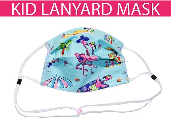 Youth and Teen Lanyard Mask