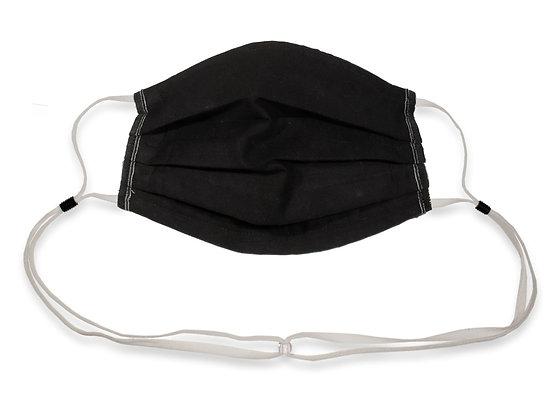 Lanyard Mask Black