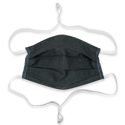 Adjustable over head mask - Micro plaid