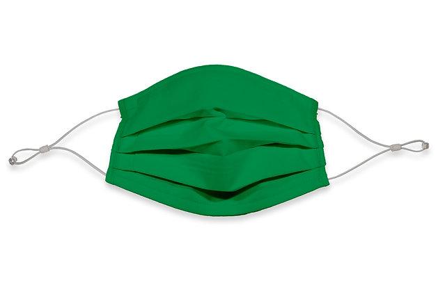Earloops Face Mask - Green