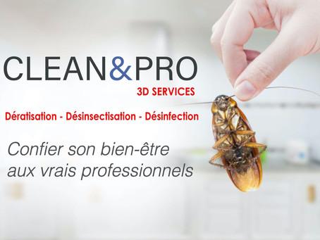 Présentation de l'Agence Clean&Pro !