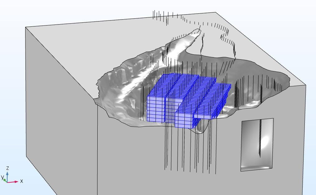 Giant Mine Conceptual Study