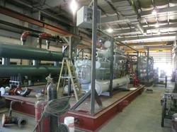 Modular Freeze Plant Fabrication