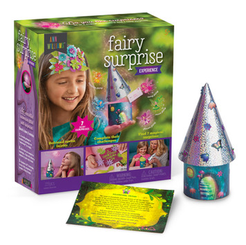 Ann Williams's new magical adventures are an immersive experience where kids are guided on a journey filled with fun activities, clues, and surprises. While the real fun lies in the journey, the outcome is truly magical: memories they will treasure forever.