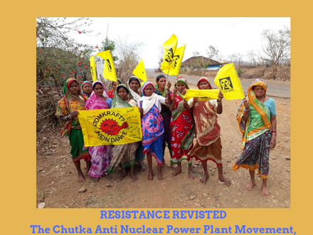 Lalita Ramdas writes a message in solidarity with WRN and the people from the movement in Chutka.