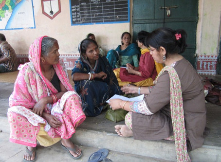 UNSCR 1325 and Conflict in India, Part I