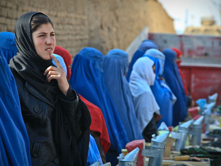 The Future of Afghanistan is its Young Women and Men