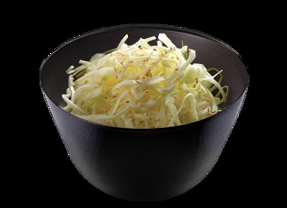 Salade de choux marinés