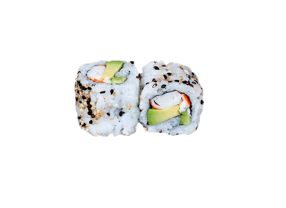 California roll surimi