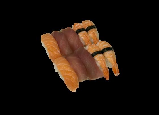 Niyazaki / Nigiri sushis