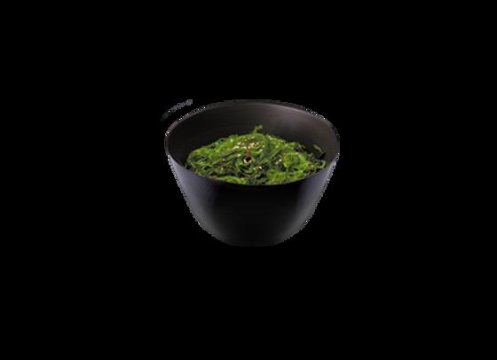 Salade d'algues wakamé