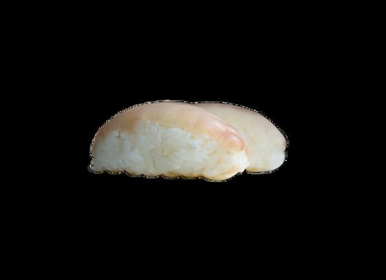 Nigiri sushi daurade