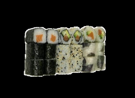 Kyushu / Tout saumon