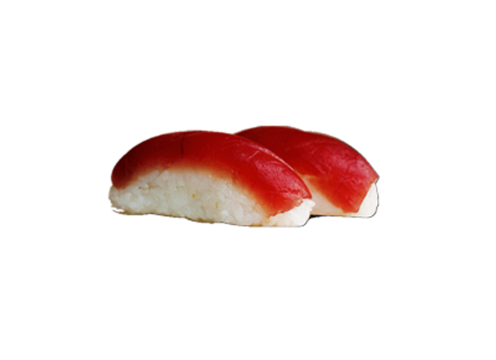 Nigiri sushi thon