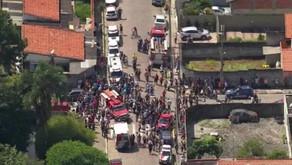 Mortes na escola Raul Brasil em Suzano.