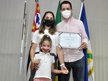 Paulo Serra é diplomado  prefeito reeleito  de Santo André.