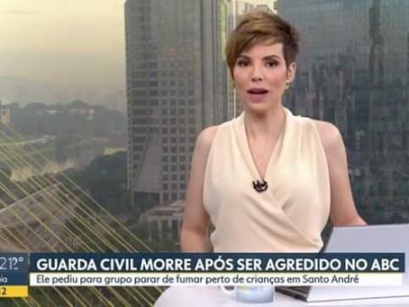 Um GCM de Santo André, no ABC paulista, morreu depois de ser agredido dentro do Parque Celso Daniel