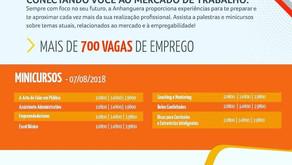 700 Oportunidades de Emprego -  Anhanguera