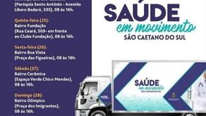 São Caetano - Saúde em Movimento.