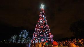 Decorações de Natal para visitar em São Paulo