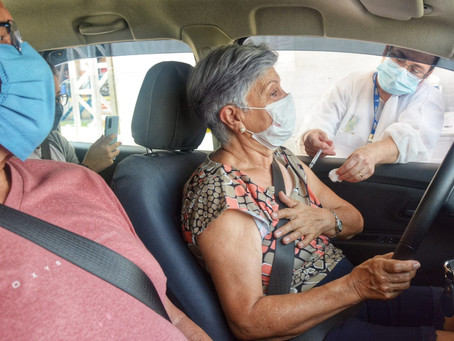 Santo André começa a agendar vacinação de idosos de 69 a 71 anos