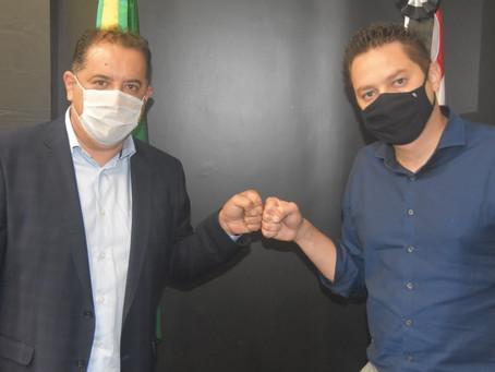 Marcelo Oliveira garante junto ao Estado verba para criação de novos Leitos para UTI