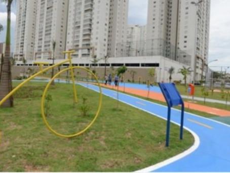 Justiça manda São Bernardo parar de pintar ciclovias de azul.